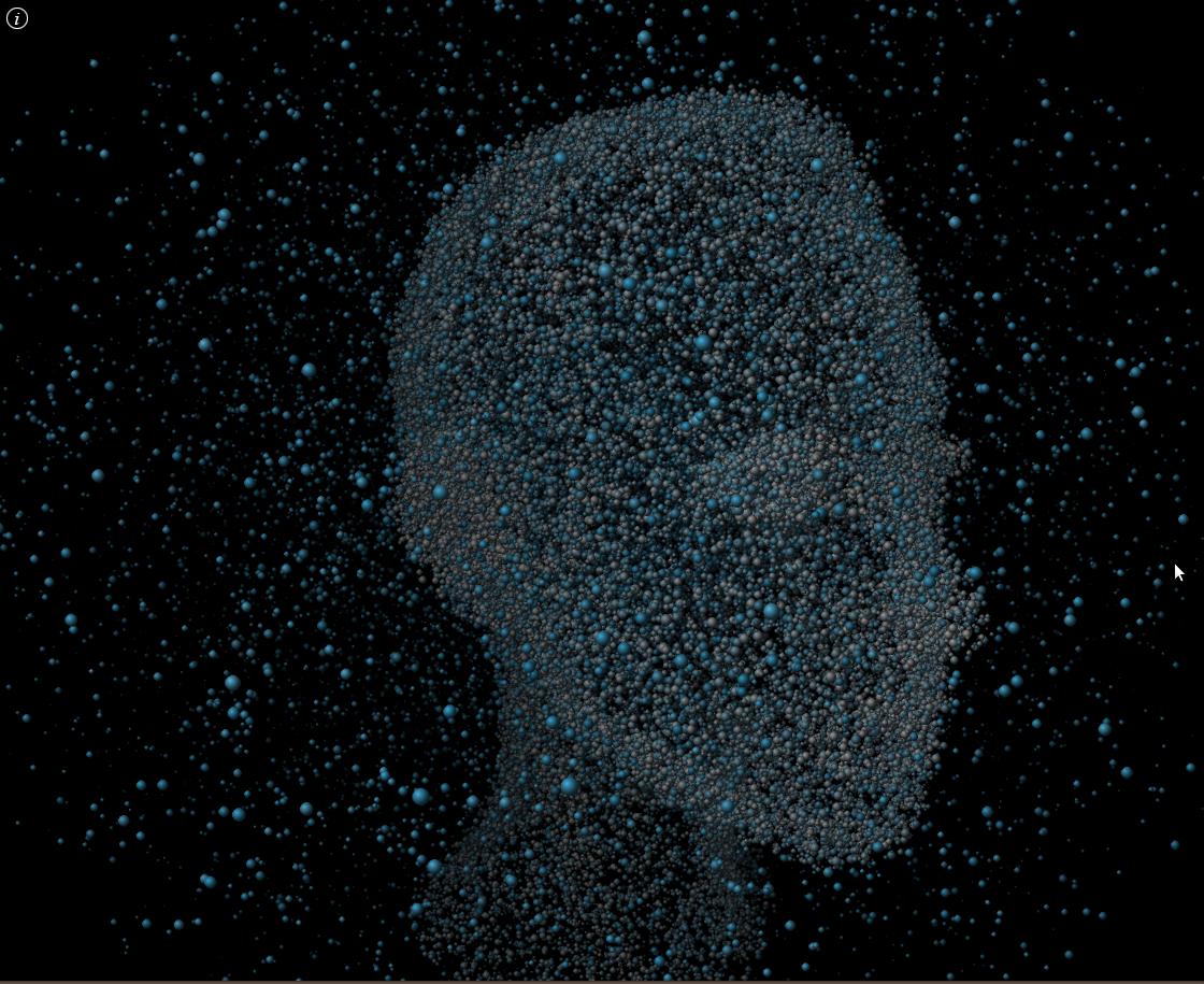 webgl-particles-morph