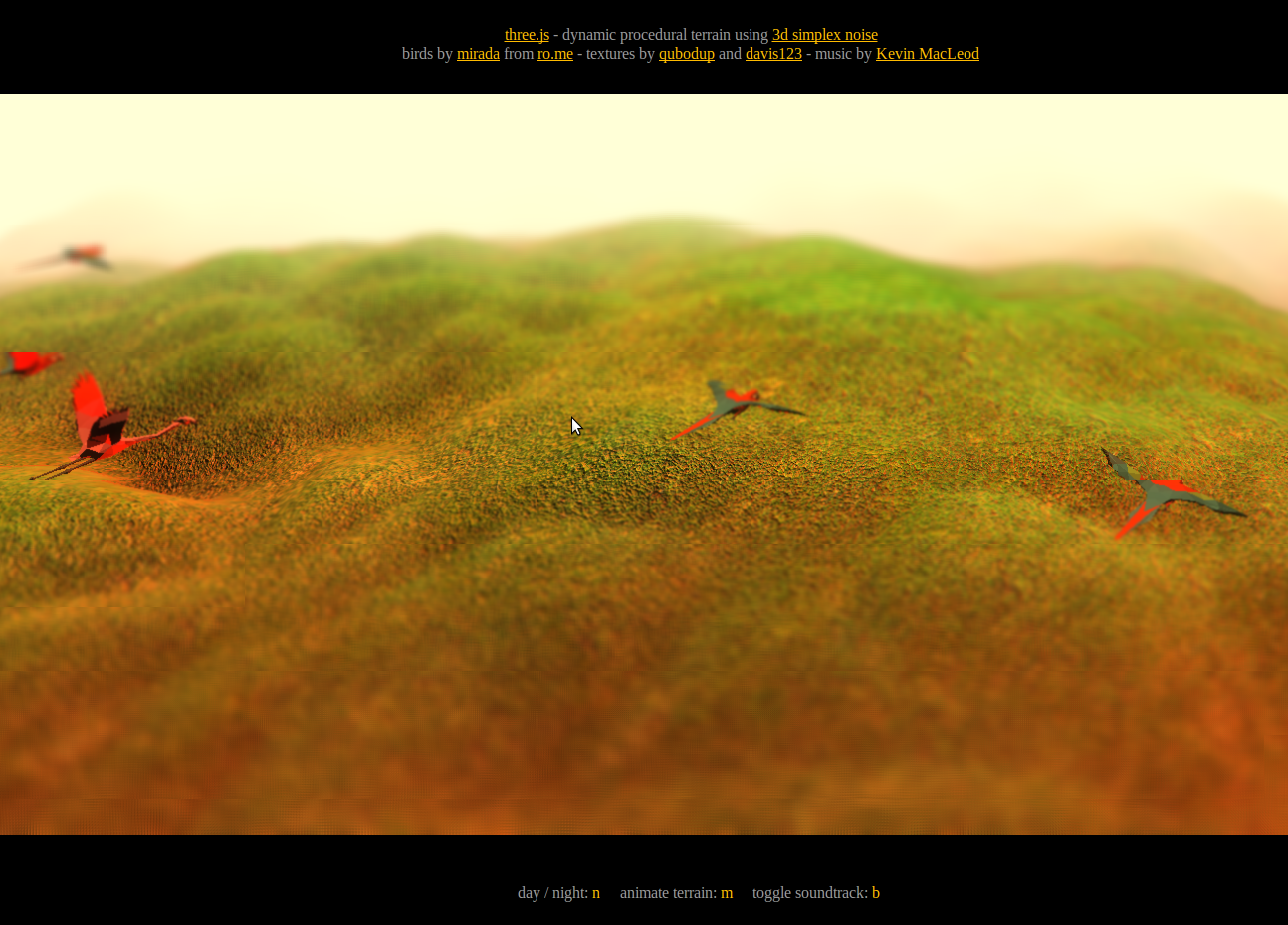 terrain-webgl