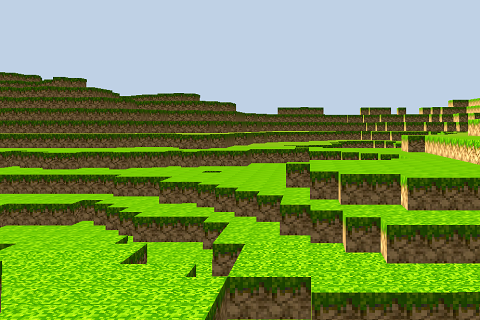 Build Game Minecraft In Three Js