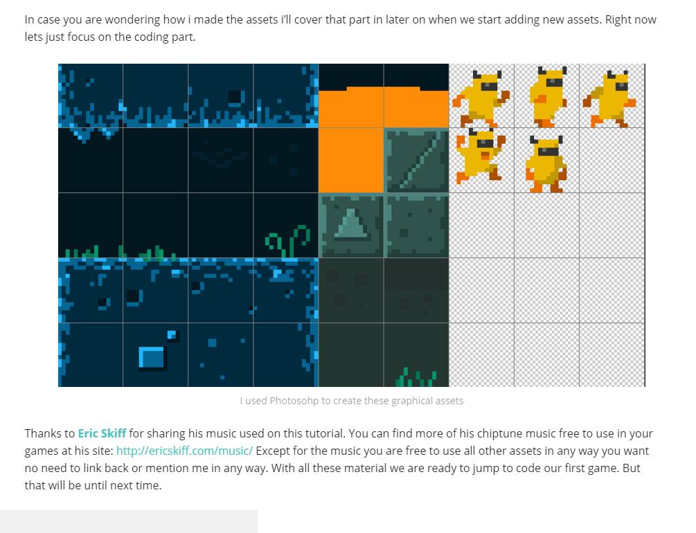 ImpactJS Game Tutorial | HTML5 Game Development