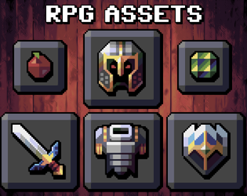 RPG assets featured