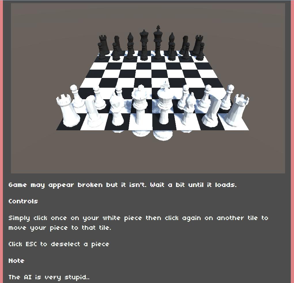 Stupid Chess