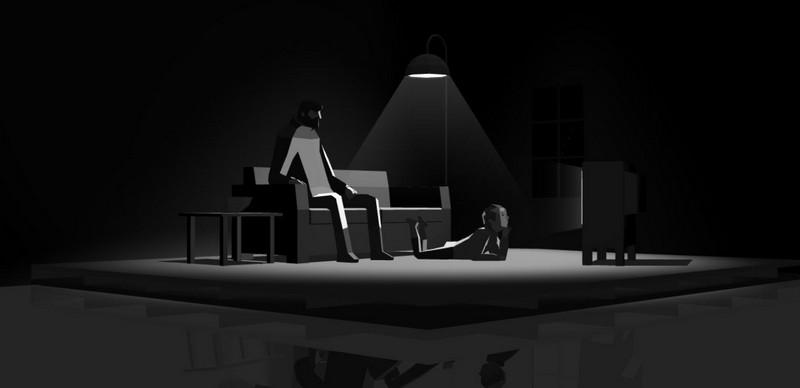 Through the Dark by Hilltop Hoods interactive 3D film