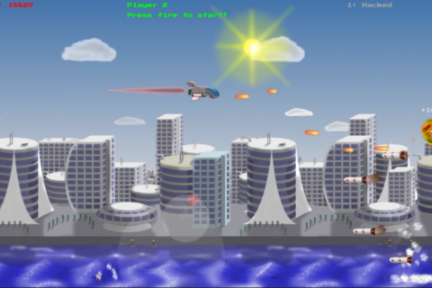 SpeedLazer web game