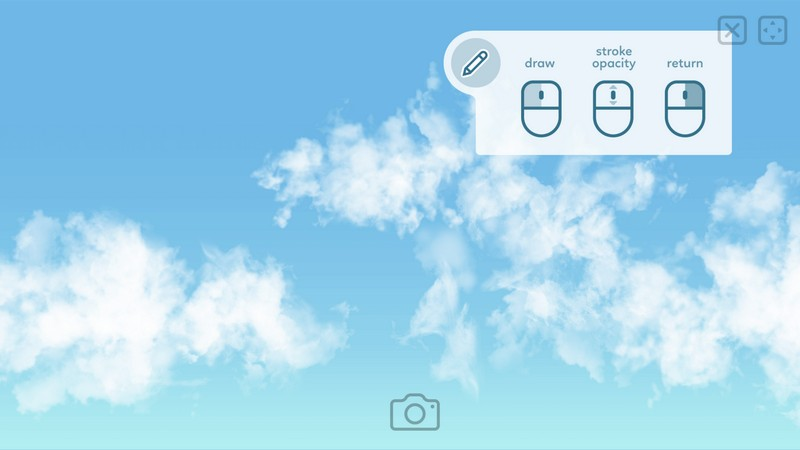 Hidden in the Clouds controls