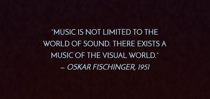 Fischinger quote