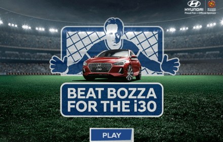 Beat Bozza Main Menu