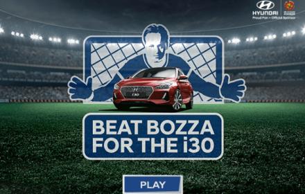 Beat Bozza Main Menu