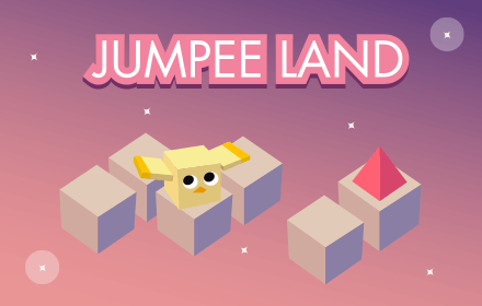 Jumpee Land - HTML5 game
