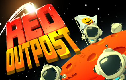 Best HTML5 game 2016 - Red Outpost