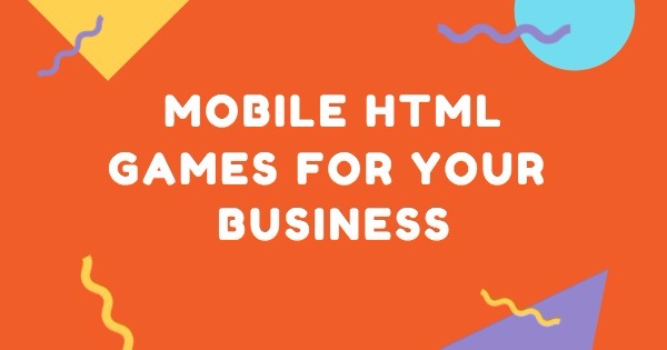 Mobile HTML games