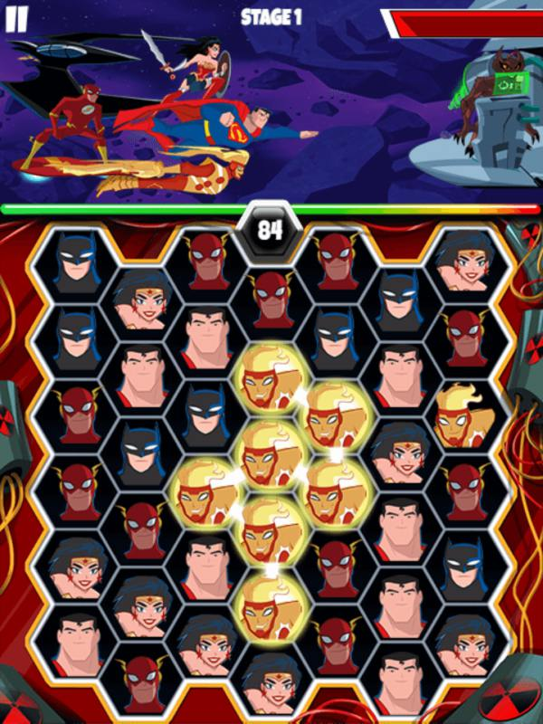 Justice League Action Game