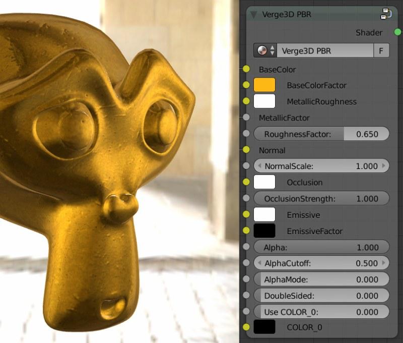 Verge 3D Editor