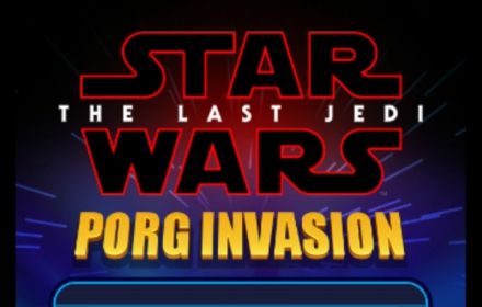 Star Wars Porg Invasion