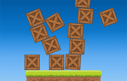 Tipsy Tower with Phaser featured