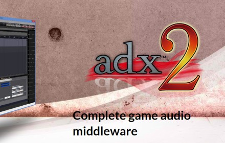 ADX2 Audio Middleware