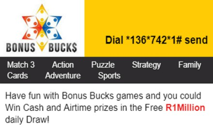Bonus-Bucks-HTML5-Game-Portal