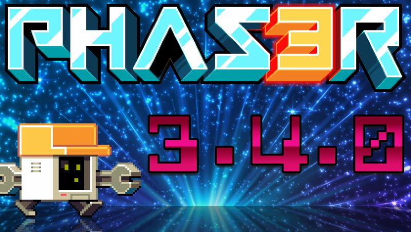 Phaser 3.4