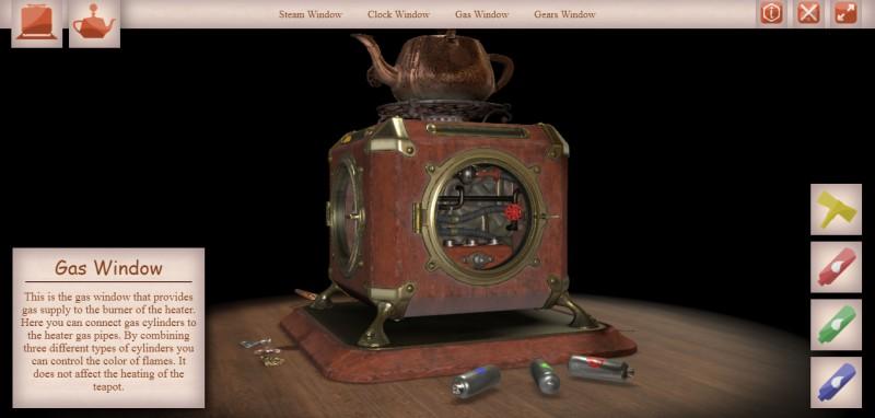 Teapot Heater