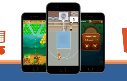 html5 games for retail businesses