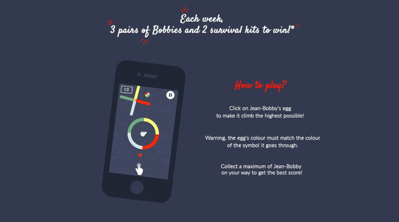 bobbies html5 game