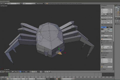 Sweet dreams room full of spiders game Ludum