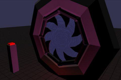BabylonJS Stargate Demo banner