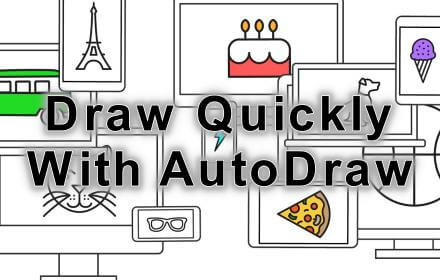 Autodraw Machine Learning technology