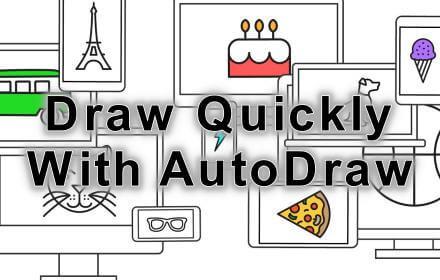 Autodraw Machine Learning technology