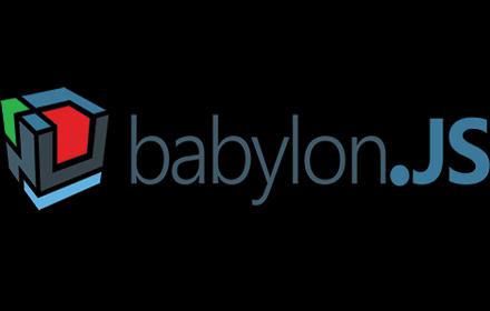 babylon JS logo