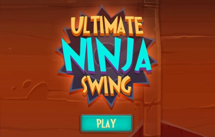 Ultimate Ninja Swing HTML5 Game