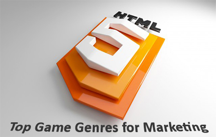 top html5 game genres for marketing - featured image