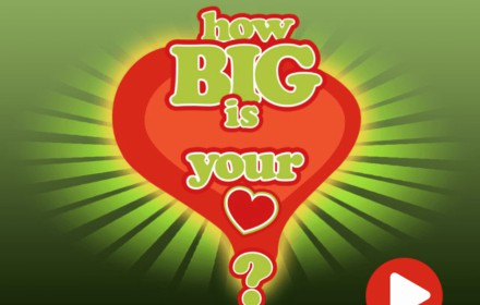 How Big Is Your Heart