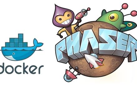 Docker Phaser
